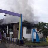 Sepeda Motor Konslet, Rumah Warga Kabupaten Malang Terbakar