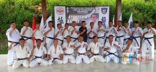 Star Of Kyokushin Indonesia Resmi Dikukuhkan