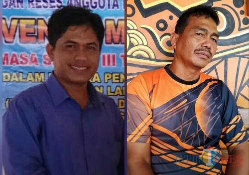 Nanang Setiawan dan Danang Catur Budi Utomo / Foto : Anang Basso / Tulungagung TIMES