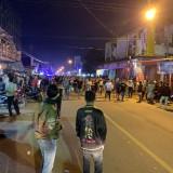 Teror Pelemparan Batu Dialami Warga Usai Pulang Lihat Konser, Masa Datangi Mapolsek Bandung