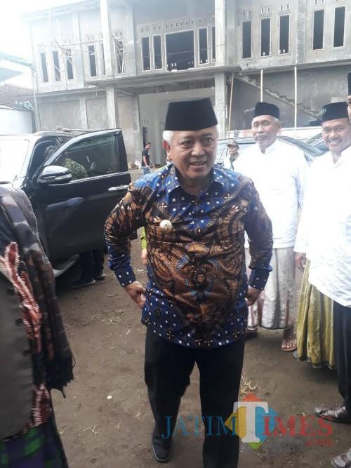 Bupati Malang HM Sanusi. (Foto: Tubagus Achmad/MalangTIMES)