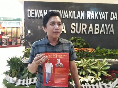 Fraksi PKB Surabaya Minta Eri Cahyadi tak Sembunyi di Balik Ketiak Wali Kota