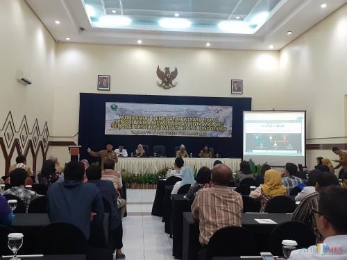 Pelaku Usaha di Kota Malang Digeber Sosialisasi Penguatan Wisata Halal