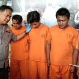 Polisi Amankan 4 Tersangka Pelemparan Batu di Bandung, Ternyata Anggota Perguruan Silat