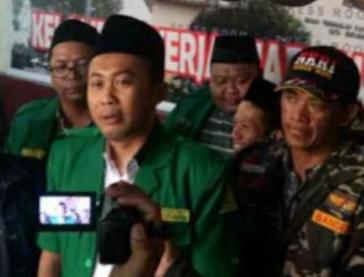 Tentang Faham Radikal, Ansor Surabaya Tantang Cawali Teken Pakta Integritas