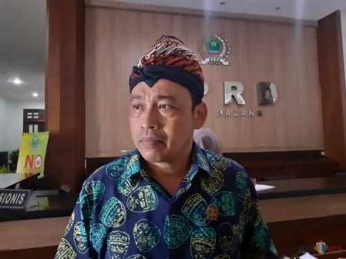 Ketua Komisi D DPRD Kota Malang, Ahmad Wanedi  (Arifina Cahyanti Firdausi/MalangaTIMES)