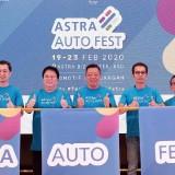 HUT ke 63, Astra Auto Fest 2020 Siap Digelar di Empat Kota