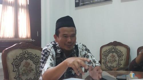 Ketua Pansus Ranperda Minol Kota Malang, Rokhmad (Pipit Anggraeni/MalangTIMES).