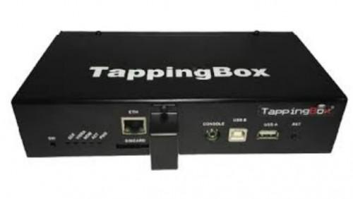 Ilustrasi tapping box.