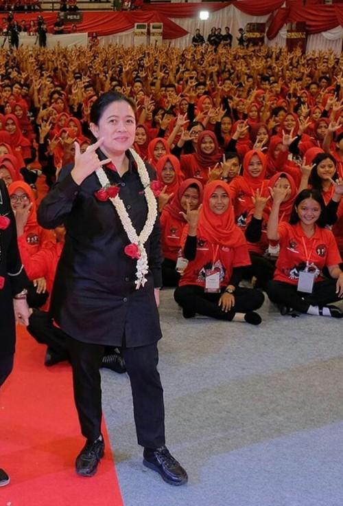 Ketua DPR Puan Maharani. (Foto: Instagram Puan Maharani)