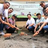 FIFGROUP Bangun Instalasi Pengolahan Air Limbah Komunal