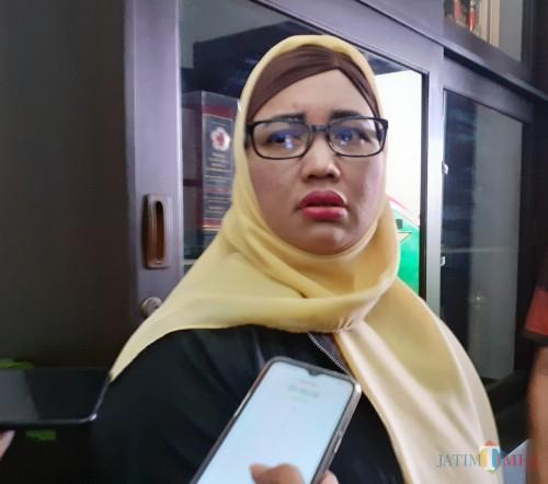 Komisioner KPAI Bidang Pendidikan, Retno Listyarti (Arifina Cahyanti Firdausi/MalangTIMES)