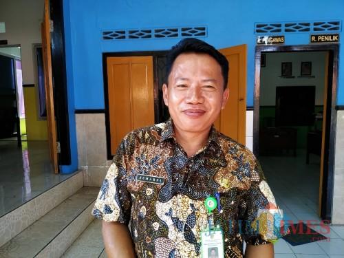 KUPT Dinas Pendidikan Besuki, Suharni / Foto : Anang Basso / Tulungagung TIMES