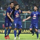 Pelatih Arema FC Mulai Senang dengan Sinergi Permainan Timnya