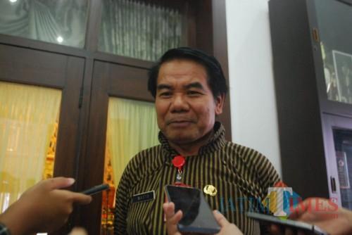 Sekretaris Daerah Kota Malang, Wasto. (Foto: Arifina Cahyanti Firdausi/MalangTIMES)