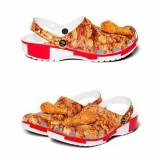 Siap-Siap Penggemar KFC, Bakal Hadir Sepatu Beraroma Ayam Goreng