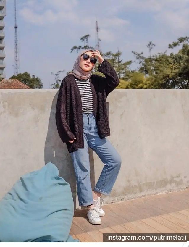 Tampil Energik Dengan Hijab Ini Inspirasi Buat Yang Demen Aktivitas Di Luar Ruangan Jatim Times