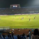 Babak Pertama, Persija Kalahkan Arema FC