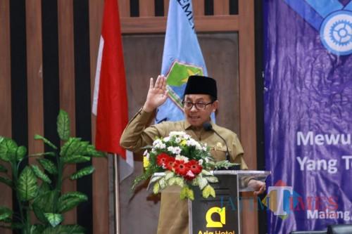 Wali Kota Malang Sutiaji. (Humas Pemkot Malang for MalangTIMES).