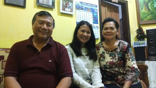 Panik Lantaran Sempat Tak Bisa Dihubungi, Orangtua Nita Bersyukur Anaknya Pulang dari Wuhan