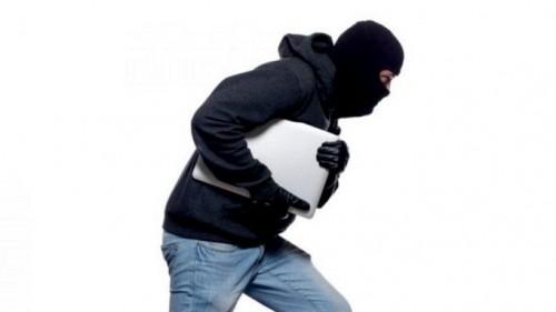 Ilustrasi pencurian laptop (ist)