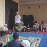 Bela Agama Jangan Merusak Negara, Polresta Malang Kota Sambang Ponpes I'Anatut Tholibin