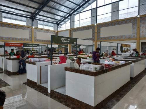 Proses Perizinan Rampung, Pasar Pintar Joyo Agung Market Siap Launching