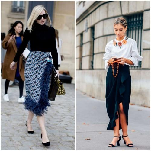 4 Inspirasi Padu Padan Wrap Skirt Buat Aktivitas Harian yang Simpel