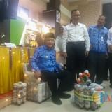 Mahasiswa KKN UIN Malang Sulap Limbah Plastik Menjadi Berbagai Furnitur