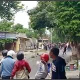 Bentrok Suporter Bonek VS Aremania di Kota Blitar, Ini Keterangan Kepolisian