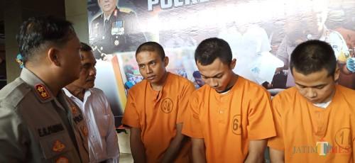 Lagi Tiga Pelaku Pengeroyokan Gandong Ditangkap, Total 7 Orang