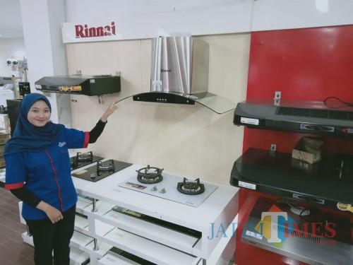 Lindungi Kesehatan, Cooker Hood dari Graha Bangunan Cocok untuk Rumah Minimalis hingga Restoran