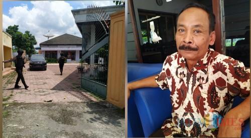 Rumah dan Politisi Hanura Imam Kambali (Foto : Anang Basso / TulungagungTIMES)