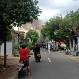 Pasca Kerusuhan Suporter di Kota Blitar : Empat Motor Terbakar,  Dua Orang Luka-Luka