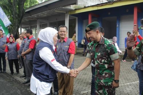 Foto Menarmed 1/PY/2 Kostrad for JatimTimes