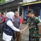 TNI bersama Gubernur Jatim Peduli Sampah 2020