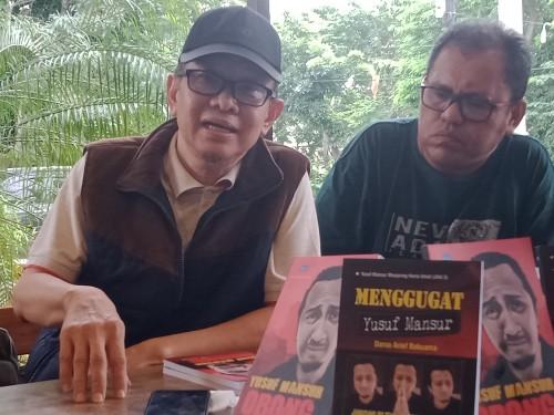 Tulis Buku,  Hadi Muhammad Joesoef Beber Masa Lalu Ustaz Kondang
