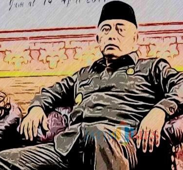Bupati Malang Sanusi resmi keluar dari PKB dan maju lewat PDI Perjuangan dalam kontestasi pilkada 2020 (dd Nana)