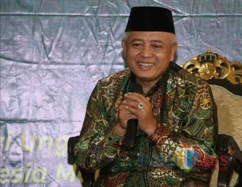 Nama Bupati Malang Sanusi masuk direkom DPP PDI Perjuangan dan akan diumumkan pukul 14.00 WIB nanti (19/2/2020). (dok MalangTimes)