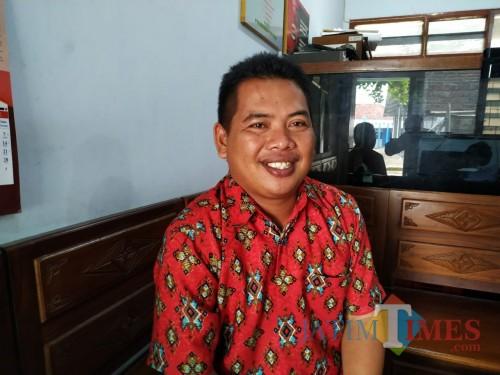 Khoirul Anam, Salah Satu Tim Pembuat soal ujian dari Fakultas Hukum Unita / Foto : Anang Basso / Tulungagung TIMES