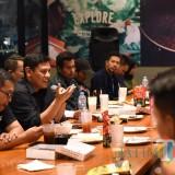 Meet Up Millenial Kreatif, Wali Kota Ajak Anak Muda Bangun Kota Kediri Lewat Kolaborasi Kreatif