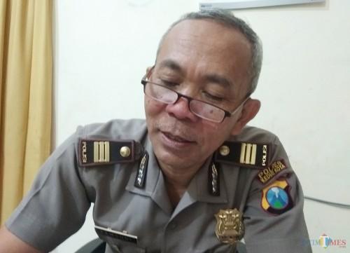 Dua Kali Mangkir dari Panggilan Polisi, Bacabup Kediri Supadi Akhirnya Dijemput Paksa