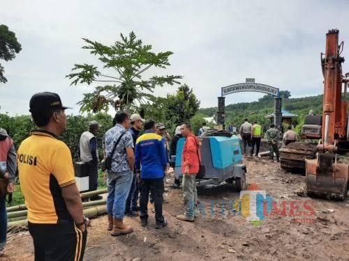 Pemkab Malang Harus Rogoh Rp 500 Juta untuk Bangun Ulang Jembatan Dau yang Ambrol