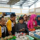 Pasar Pintar Joyo Agung Market Launching, Wali Kota Malang Sampaikan Pesan Ini