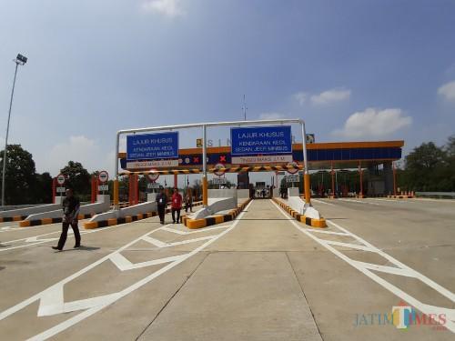 Jalur tol Mapan Singosari , (Arifina Cahyanti Firdausi/MalangTIMES)