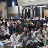 Berbagai Tokoh, dan Ribuan Warga Hadiri Tahlil 7 Hari Wakil Wali Kota Kediri