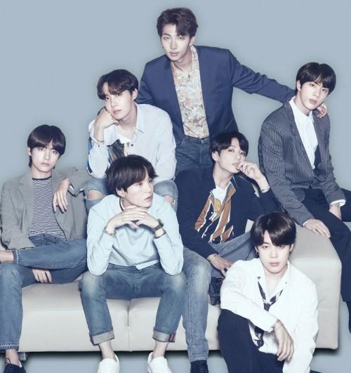 Boy band BTS (Wikipedia)