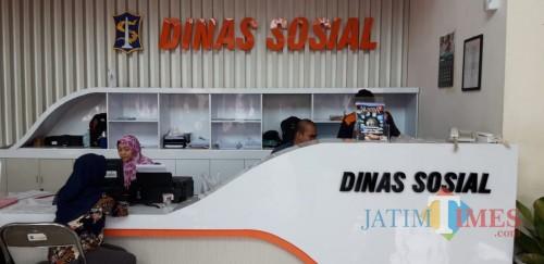 Pemkot Surabaya Input Data Terpadu Kesejahteraan Sosial di Aplikasi Kemensos