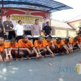 Simpan Sabu dan Pil Koplo di Kandang Kambing, Pria di Blitar Diringkus Polisi
