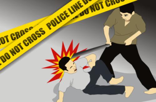 Parang Melayang akibat Senggolan di Pertunjukan Jaranan,  Dua Pemuda Masuk Bui